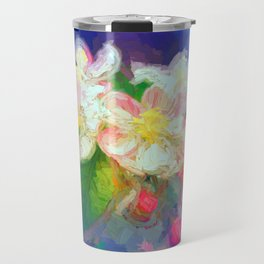 Apple flowers Travel Mug