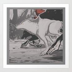 werehunt Art Print