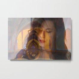 Lisa Marie Basile, No. 84 Metal Print