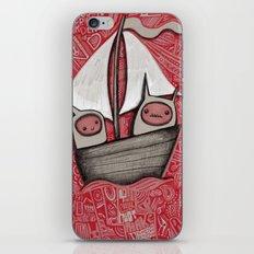 The Treacherous Journey iPhone & iPod Skin