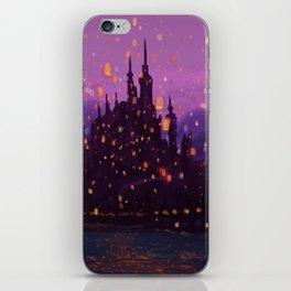 Portrait of a Kingdom: Corona  iPhone Skin