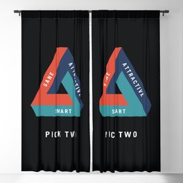 Pick Two Blackout Curtain