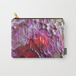 Raspberry Moon Carry-All Pouch
