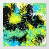 splash Canvas Prints featuring Splash by Timothy Davis