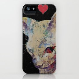 Cat Lover iPhone Case