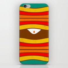 Eye Wave iPhone & iPod Skin