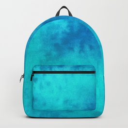 Dreaming in Blue 11 Backpack