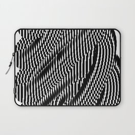 Op Art #1 Laptop Sleeve