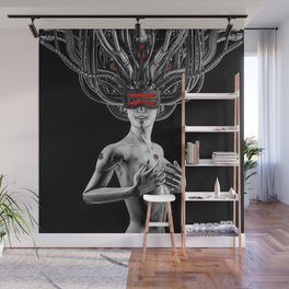 Hardwired Wall Mural