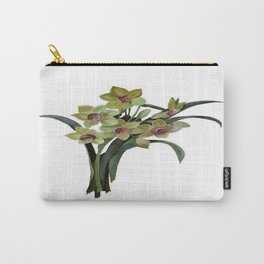 Lent Lily Isolated Carry-All Pouch