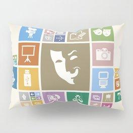 Art the designer Pillow Sham
