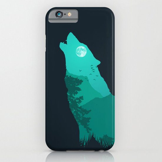 The Sound Of Nature iPhone & iPod Case