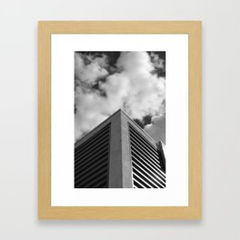There is no Staples here #2 Framed Art Print