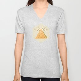 Self Actualization Unisex V-Neck