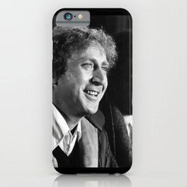 Richard Franklin Lennox Thomas Pryor - Stand-Up - Comedy - Black - Wilder - Director - Hollywood iPhone Case
