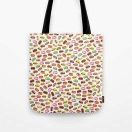 Macarons, French Macarons Art Tote Bag