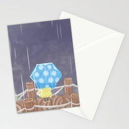 Rainy Day- Lineless Stationery Cards