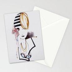 SWIM GIRL Stationery Cards