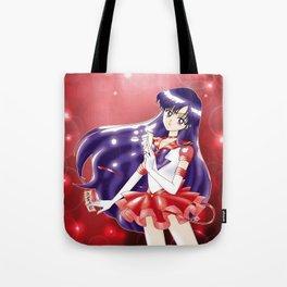 Eternal Sailor Mars Tote Bag