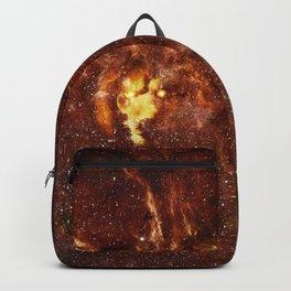 cosmic lion Backpack