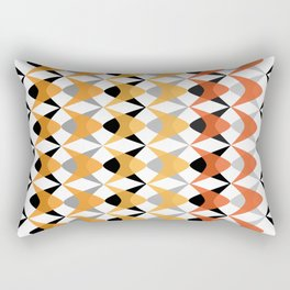 Vintage BW 03 Rectangular Pillow