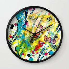 Experiments in Motion-Quad 1-Part 3 Wall Clock