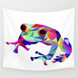 Freddy Frog Wall Tapestry