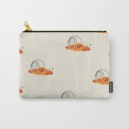croissant snail Carry-All Pouch