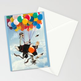 UFO's II Stationery Cards