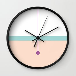 Thermometer Wall Clock