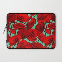 Poppies I Laptop Sleeve