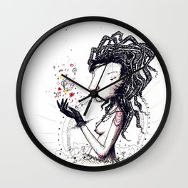 Sometimes, we are made of stars Wall Clock