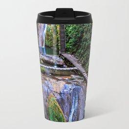 Valley of 33 waterfalls Travel Mug