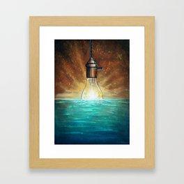 Solar Energy Framed Art Print