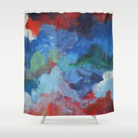 montreal Shower Curtains featuring Montreal #3 by DANiELLE