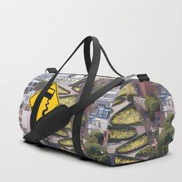 Lombard Street - San Francisco Duffle Bag