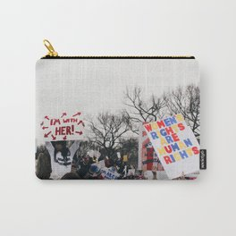 Women's March on the National Mall Carry-All Pouch