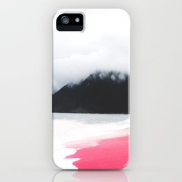 Descent iPhone Case