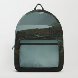 Hiking Around the Mountains & Valleys of New Zealand Backpack