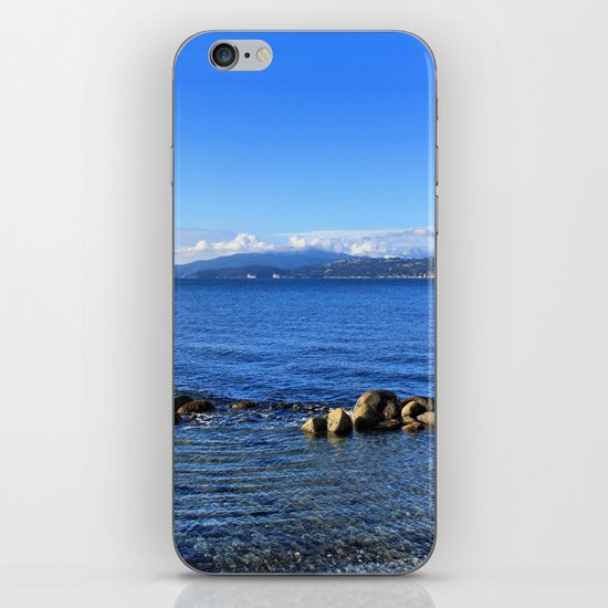 Stanley Park iPhone & iPod Skin
