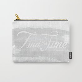 Find the Time Carry-All Pouch