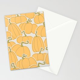 Patchy Pumpkins Stationery Cards