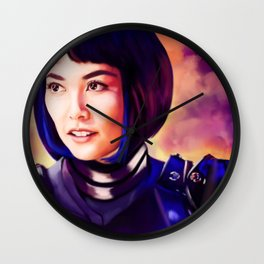 mako Wall Clock