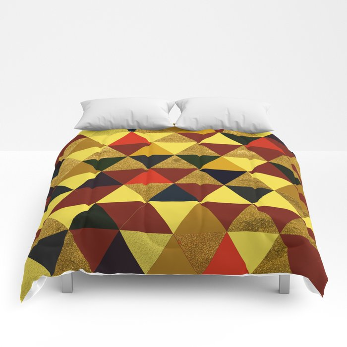 Abstract #336 Comforters
