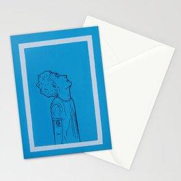 A Blue Matty Stationery Cards