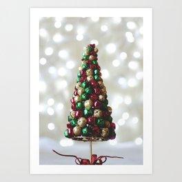 Oh, Christmas Tree Art Print