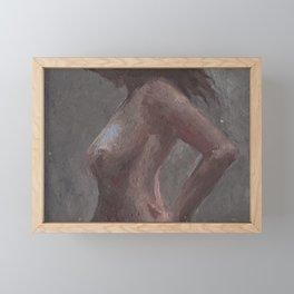 The Muse II Framed Mini Art Print