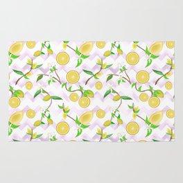 Lemon Drop Pattern Rug