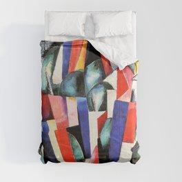 Aleksandra Ekster - Ville - city - Digital Remastered Edition Comforters