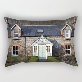 The House - Scotland Rectangular Pillow